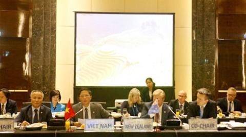Tuyên bố Bộ trưởng về Hiệp định TPP tại Hà Nội