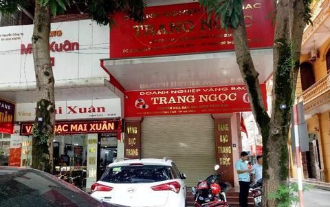 Thưởng 200 triệu nếu có tin về tên trộm vàng ở Hà Tĩnh
