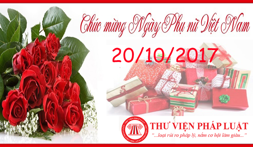 Quy định tặng quà cho lao động nữ nhân ngày Phụ nữ Việt Nam 20/10