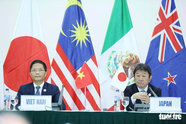 Bản tiếng Việt: Tuyên bố chung các Bộ trưởng về Hiệp định CPTPP