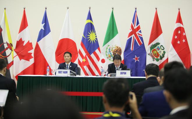 Bản tiếng Việt Hiệp định CPTPP: Danh mục các nghĩa vụ tạm hoãn thực thi của TPP