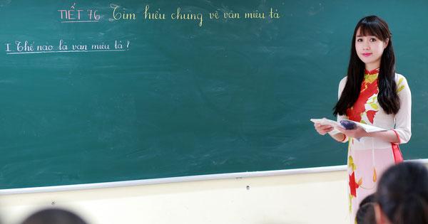 Mới: Lương giáo viên sẽ cao nhất trong hệ thống thang bậc lương HCSN