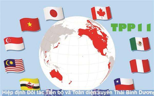 CPTPP: Thỏa thuận bao trùm các vấn đề thức thời của nền thương mại quốc tế