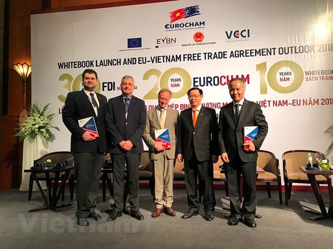 EVFTA là yếu tố thúc đẩy quan hệ EU-Việt Nam trong tương lai gần