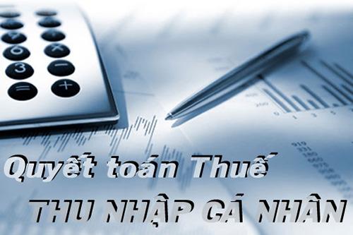 Cần lưu ý những nội dung này khi Quyết toán thuế TNCN 2017