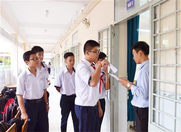 TP.HCM công bố điều kiện tuyển thẳng vào lớp 10
