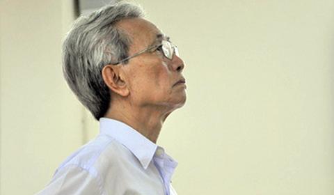 Nguyễn Khắc Thủy thi hành bản án 3 năm tù