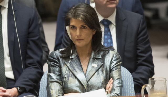 Mỹ chính thức rút khỏi Hội đồng Nhân quyền Liên Hợp Quốc